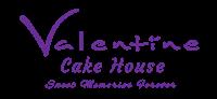 Valentine Cake House Logo